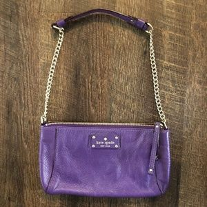 Kate Spade Purple Small Handbag